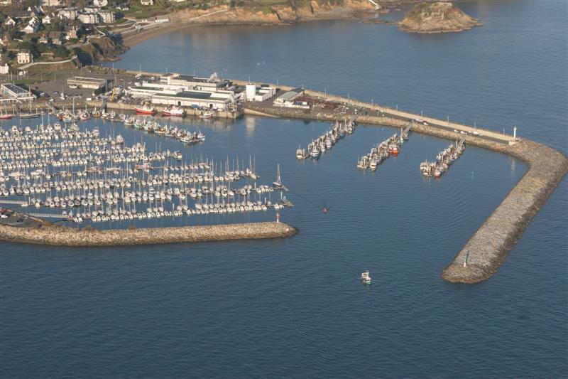 Les ports en cotes d armor de saint cast trebeurden - Port de saint quay portrieux ...